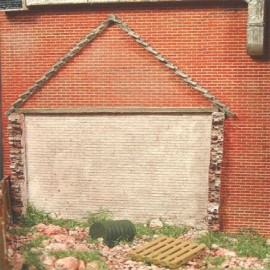 Building remains 1