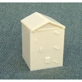 Battery house 3 (Unpainted)