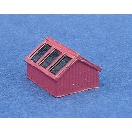 Rooflights (Painted - Pack of 2)