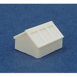 Rooflights (Unpainted - Pack of 2)