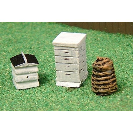 Beehives pack 1