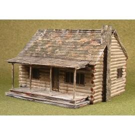 Log cabin 2 - (kit)