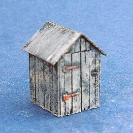 Outhouse 2 (Ready painted)