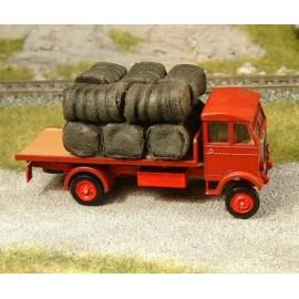 Wool bales stack (Unpainted)