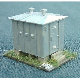 Battery house 2 (Painted)