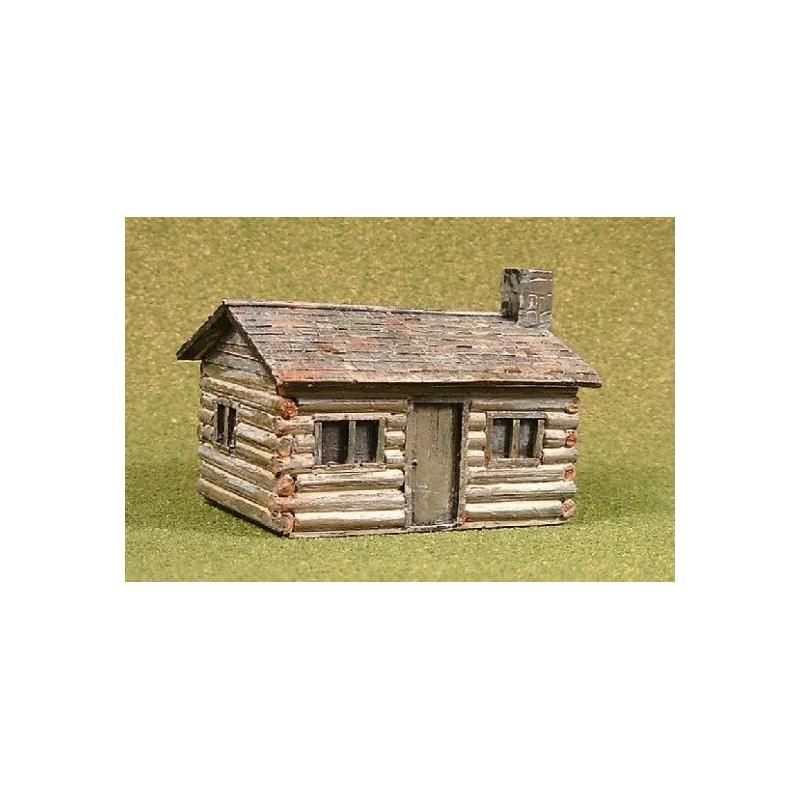 Log Cabin 1 Kit Unit Models