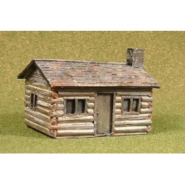 Log cabin 1 (Ready made and painted)