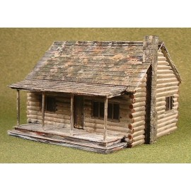 Log cabin 2 - (Ready made and painted)