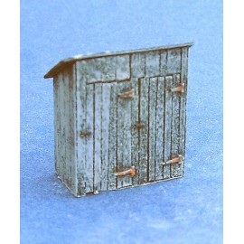 Outhouse 3 (Ready painted)