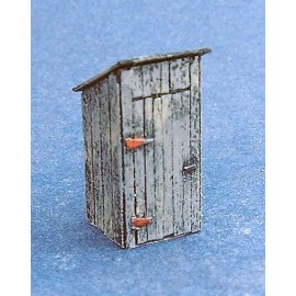 Outhouse 1 (Ready painted)