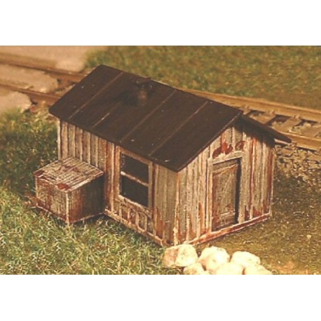 Small Shanty - Painted