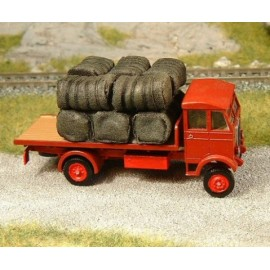 Wool bales stack (Ready painted)