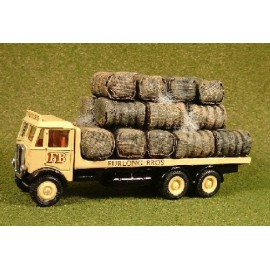 Wool bales load 1 - (Ready painted)