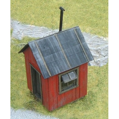 Modular hut kit 1