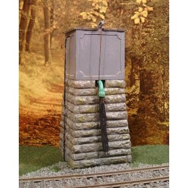 Narrow gauge water tank kit