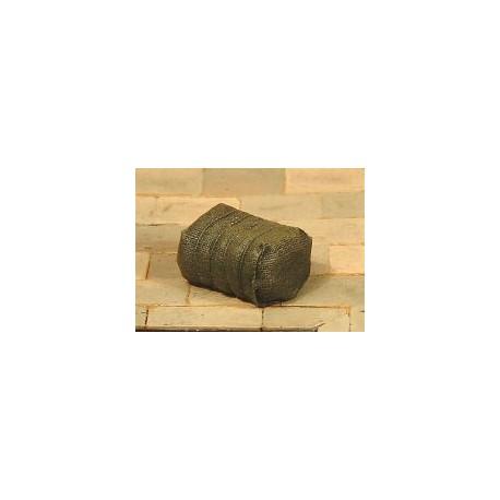 Wool bales - singles (4 per pack - unpainted)
