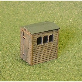 Shed 6 x 4 (Painted)