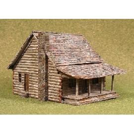 Log cabin 1 (Unpainted)