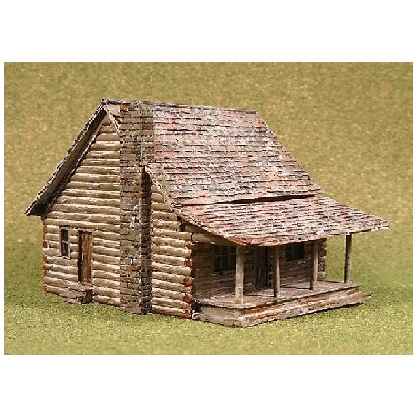 Log cabin 1 (Unpainted)