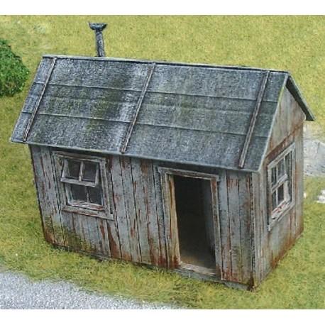 Modular hut kit 2