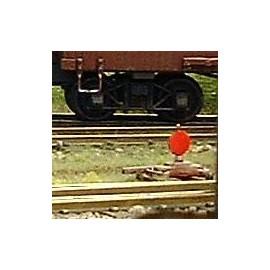 Manual switch throw (Dummy)