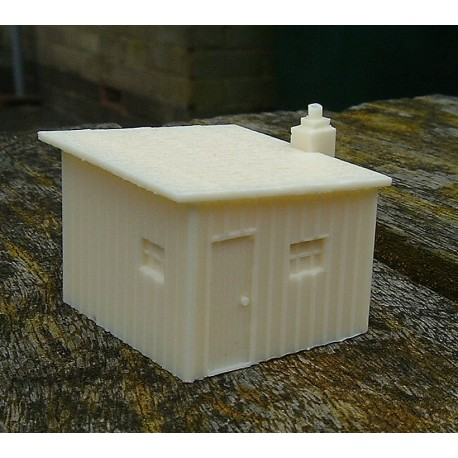 Lineside hut 1 (Kit)