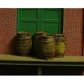 100 gallon barrels (Unpainted)
