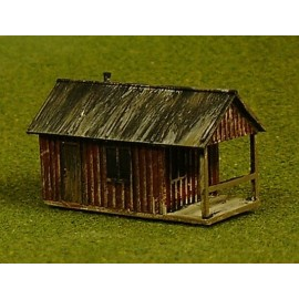 Shack 1 (Painted)