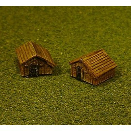 Chicken coops (Unpainted)