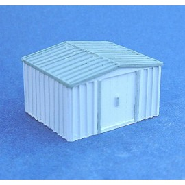 Garden shed 3 (Ready painted)