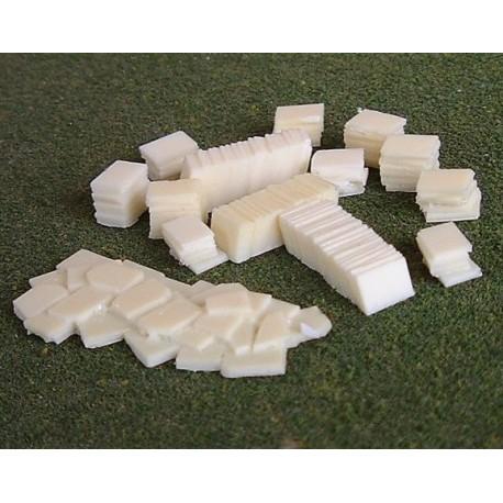 Tile piles 1 (Unpainted)