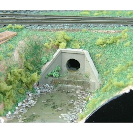 Culvert 1 (Ready painted)