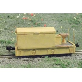 O9 battery loco kit