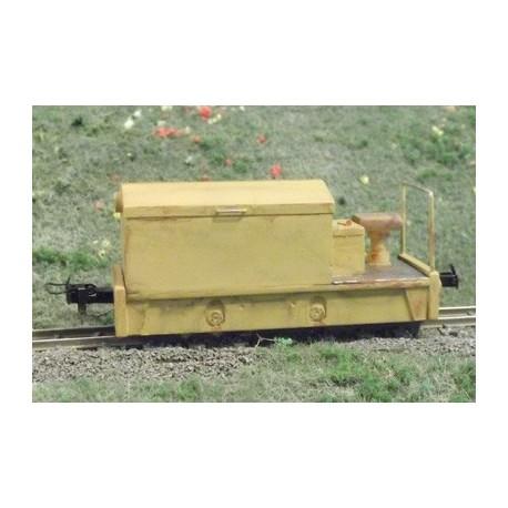 O9 battery loco kit