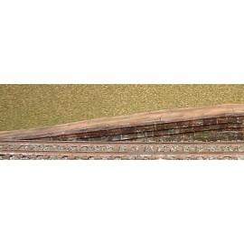 Platform Ramp L - stone