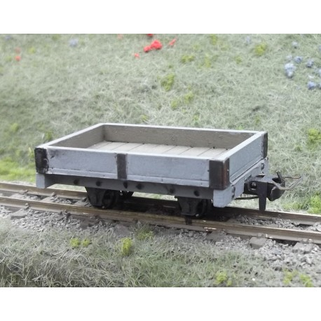 O9 Low-sided wagon kit