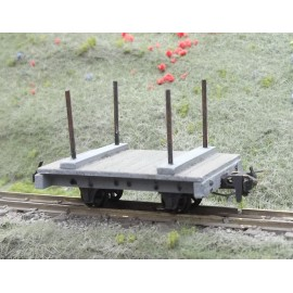 O9 Bolster wagon kit