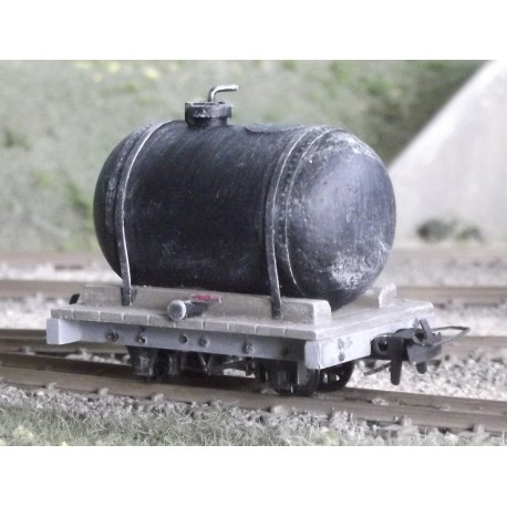 O9 Tank wagon kit